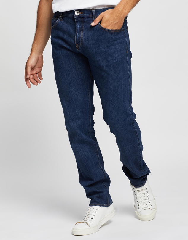 Armani Exchange - 5 Tasche Skinny Jeans