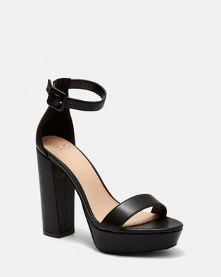 Novo Ladysmith - Heels (Black)