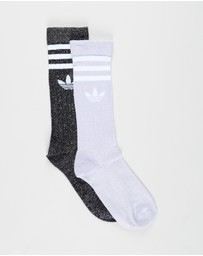 adidas Originals - Full Glitter Crew Socks