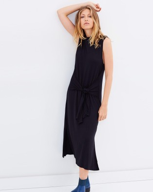 COOP by Trelise Cooper – High and Tie Dress Black