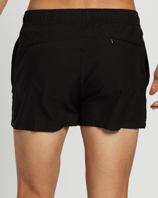 TEAMM8 Bolt Shorts - Shorts (Black)