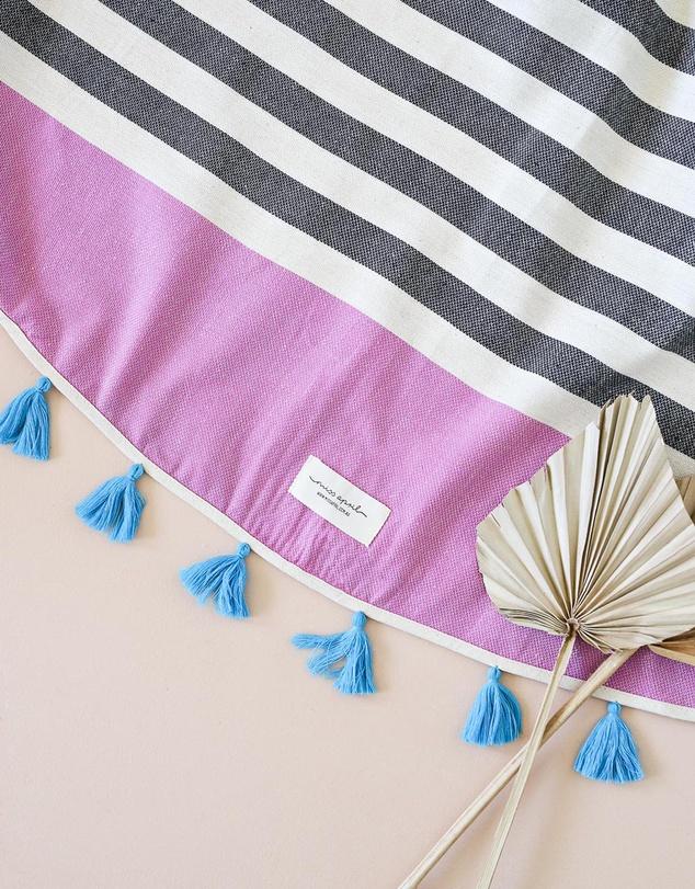 Women Bora Bora Roundie Towel