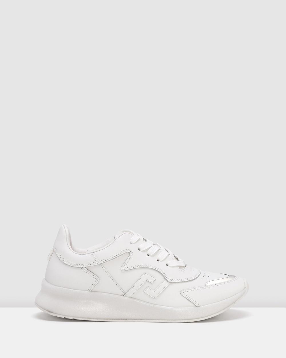 Rollie Weekender Sneakers Lifestyle White Australia
