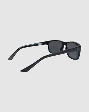 TRADIE Leader Sunglasses - Sunglasses (BLACK (COL02)