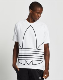 adidas Originals - Big Trefoil Outline Tee