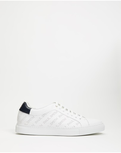 Paul Smith - Basso Perforated Sneakers
