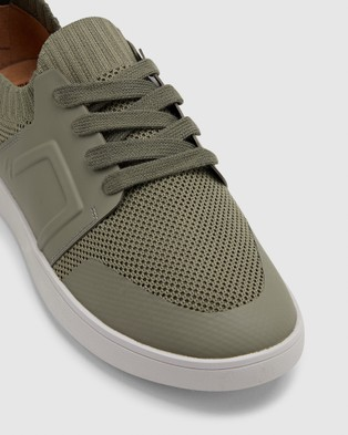 Hush Puppies Meike - Sneakers (Sage)