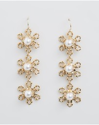 Nikki Witt - Chelsea Earrings