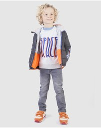 Billybandit - Space Sweatshirt - Kids-Teens