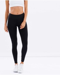 Running Bare - High Rise In The Zone Full-Length Tights