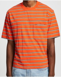 Everloom - SS Retro Stripe Tee