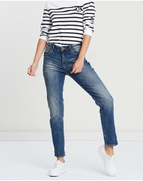 Maison Scotch - Petit Ami Slim Boyfriend Fit Jeans