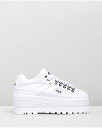 Fila - Trailblazer Wedge Sneakers
