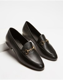 Atmos&Here - Alexandra Leather Flats