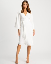 Tussah - Taylah Wrap Dress