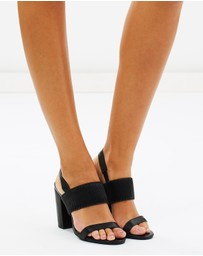 SPURR - Evelyn Block Heels