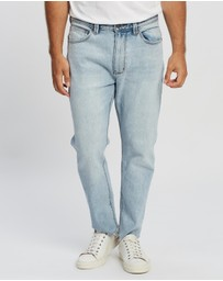 Abrand - A Chopped Straight Jeans