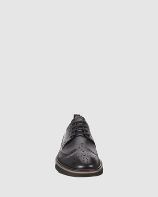 ECCO ST.1 Hybrid Men's Dress Shoes - Dress Shoes (Black)