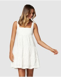 Forever New - Liberty Broderie Babydoll Dress