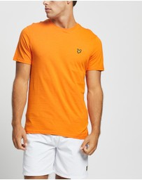 Lyle and Scott - Plain T-shirt