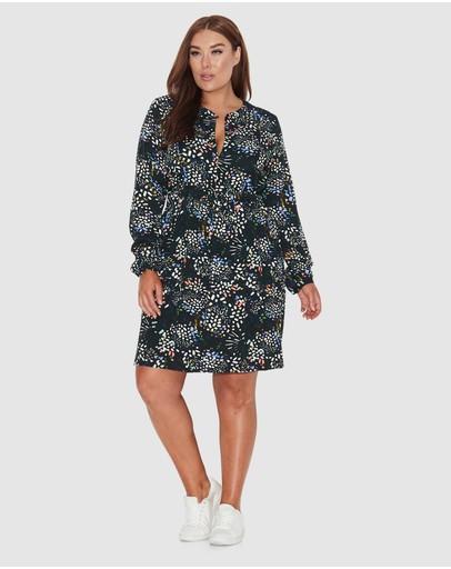 17 Sundays Confetti Print Dress Multi