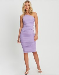 CHANCERY - Hailee Ruched Dress