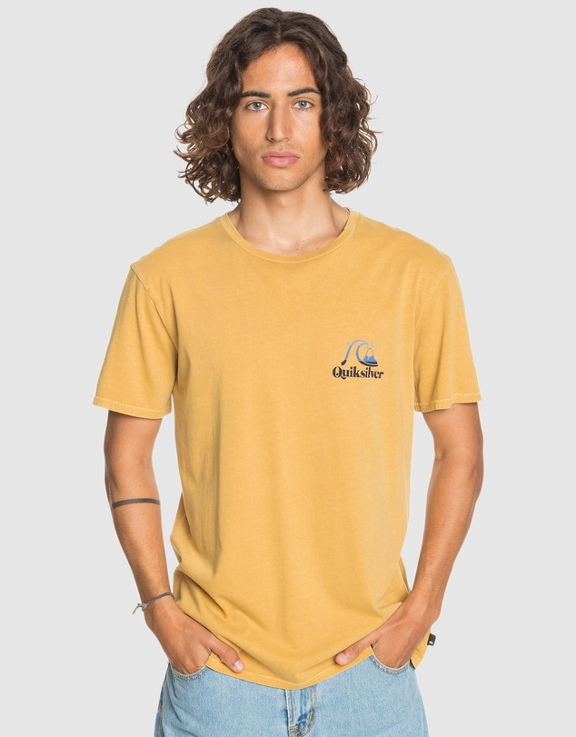 Quiksilver - Mens Flow Ride T Shirt