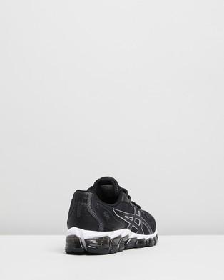 ASICS - GEL QUANTUM 360 6 Women's Lifestyle Sneakers (Graphite Grey & Black) GEL-QUANTUM
