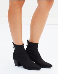 Atmos&Here - ICONIC EXCLUSIVE - Zoe Sock Ankle Boots