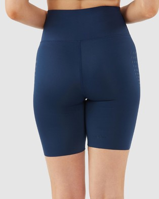 B.O.D by Rachael Finch Ultra Bike Shorts - 1/2 Tights (French Navy)