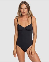Roxy - Womens Beach Classic One Piece Swimsuit