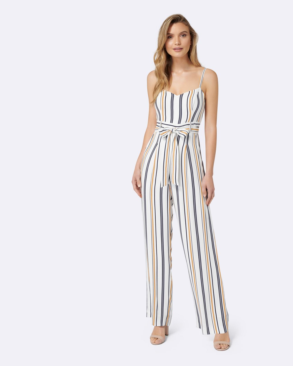 665370ce1ef4 Ronnie Stripe Jumpsuit by Forever New Online