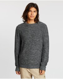 Rusty - Skyliner Crew Neck Knit