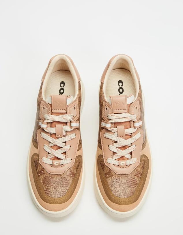 Women Citysole Signature Court Sneakers