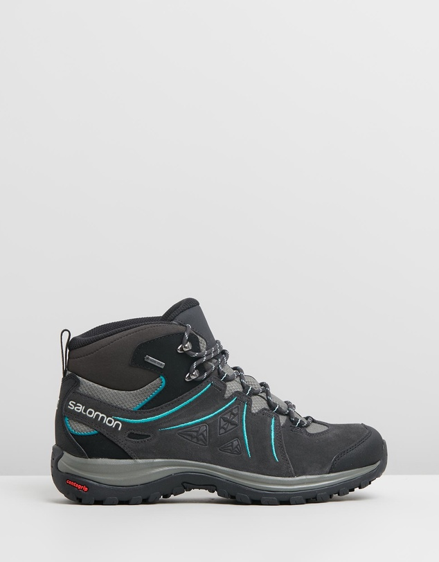 Salomon - Ellipse 2 Mid Leather GTX Boots - Women's