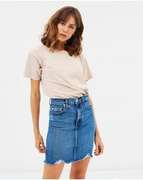 Nobody Denim - Siren Skirt