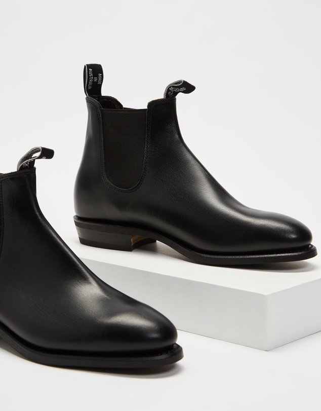 Women Womens Adelaide Boots Rubber Sole