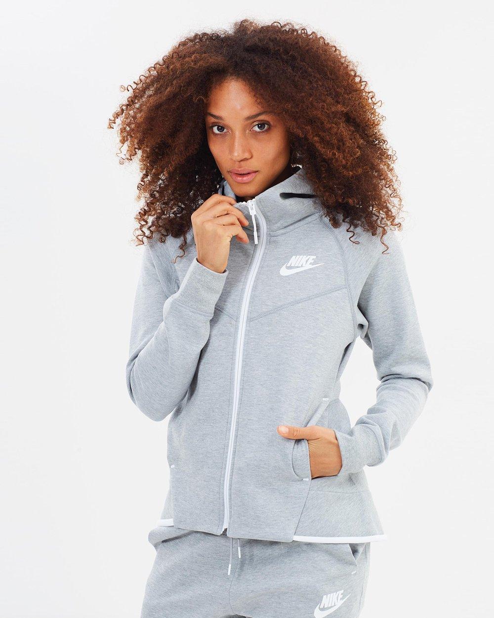Tech Fleece Windrunner Hoodie - Women s by Nike Online  8ff07bd18