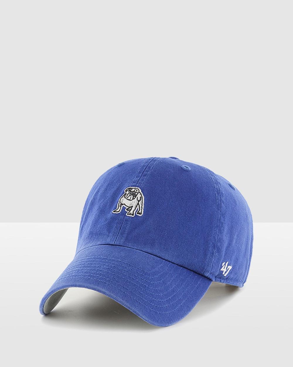 47 Bulldogs Base Runner '47 CLEAN UP Headwear blue