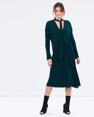 KITX – Old School Dress – Dresses (Lagoon)