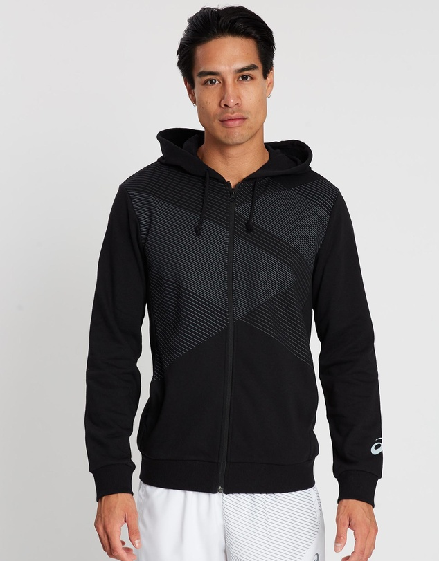 ASICS - French Terry Hoodie - Men's