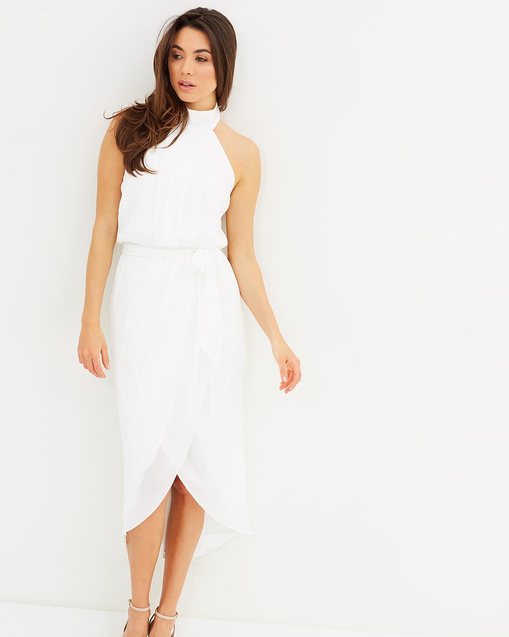 Esther Amaryllis Dress Dresses Ivory Amaryllis Dress