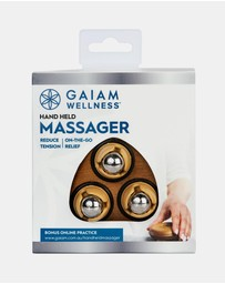 Gaiam - Wellness Hand-Held Massager