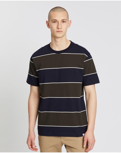 Norse Projects - Johannes 3 Stripe Tee