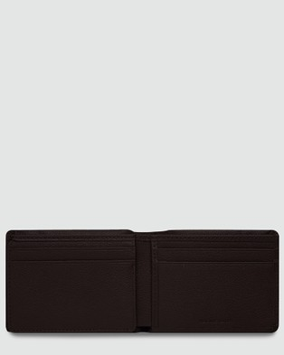 Status Anxiety Jonah   Chocolate Wallet - Wallets (Chocolate)