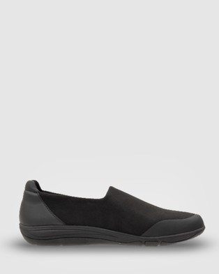 Ascent Cumulus - Dress Shoes (Black)