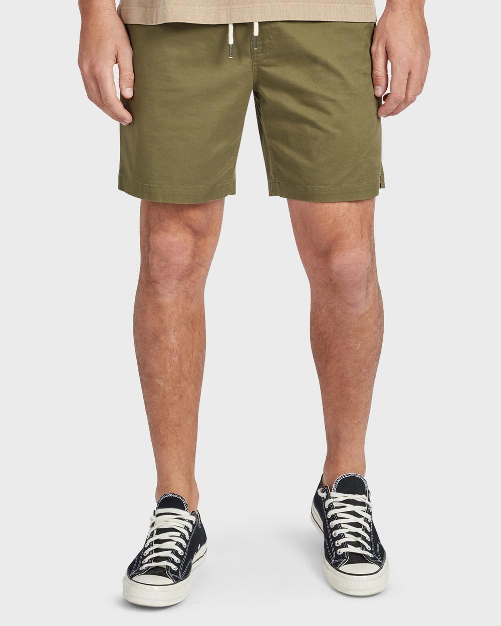 Academy Brand Volley Short Shorts Green