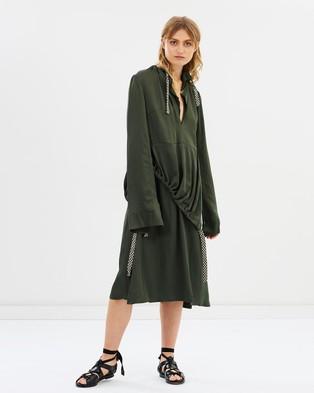 ALTEWAISAOME – Sella Dress Khaki