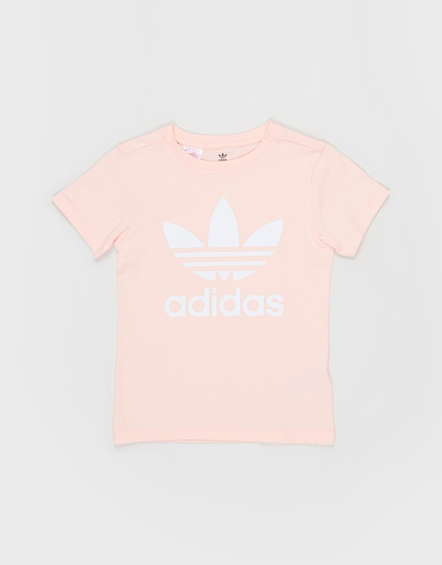 adidas Originals - Big Trefoil Tee - Teens