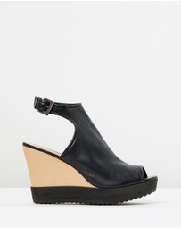 Schutz - Piper Wedge Mules